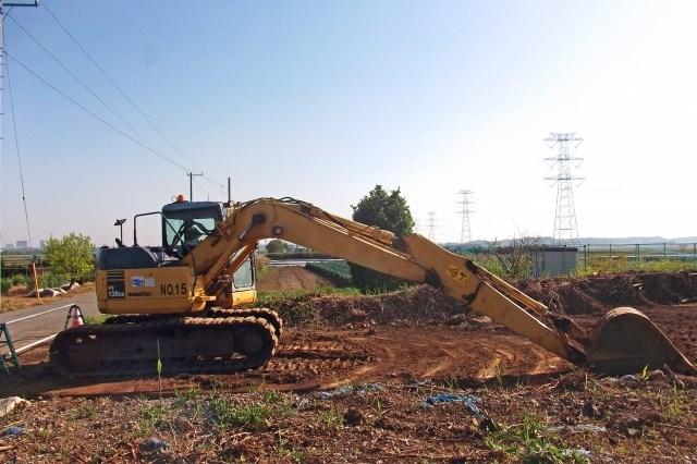 建設工事現場の土砂を有効利用するには?~再生材で植物を元気に生育~