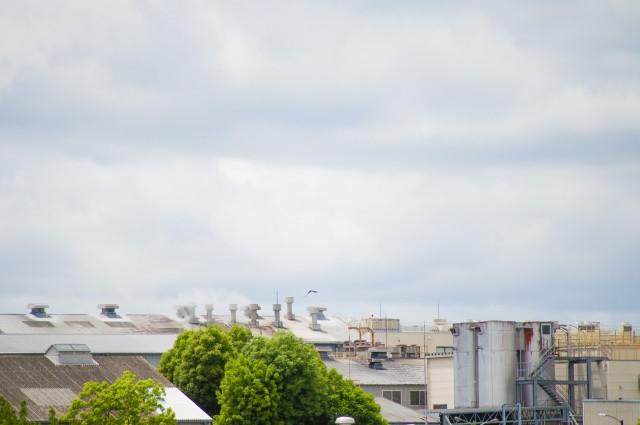 工場立地法と緑地割合