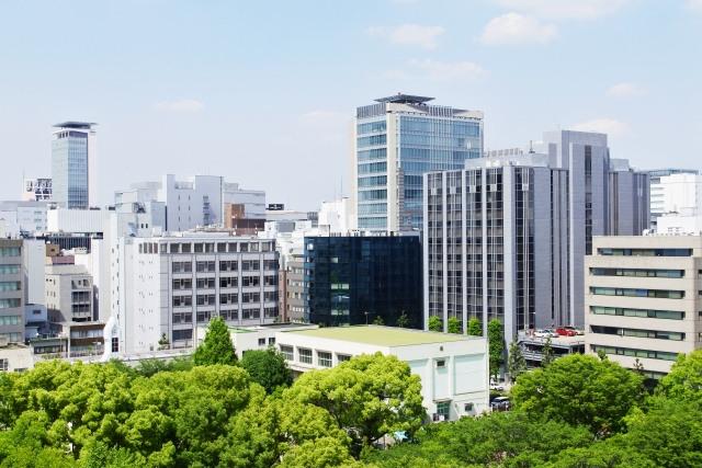 景観緑三法と屋上緑化